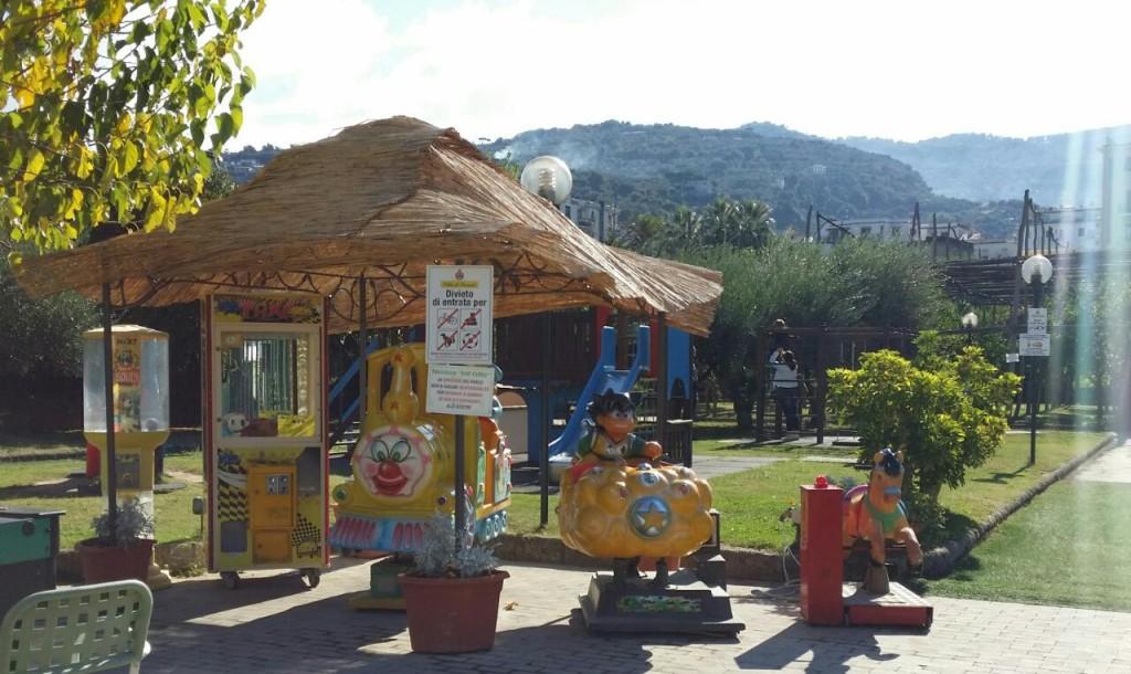Parco Giochi Don Luigi Verde