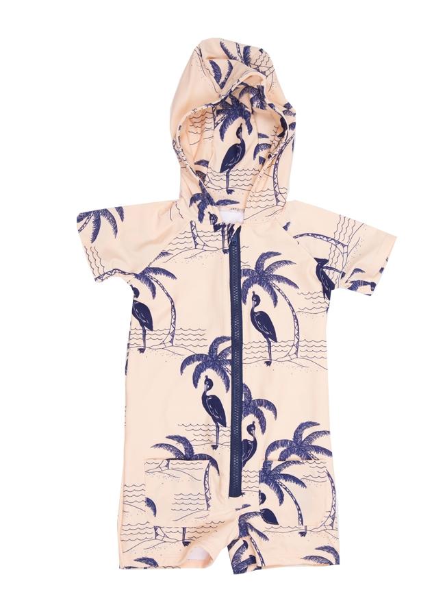 Mini Rodini Heron UV Suit